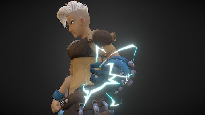 The Adventurer 3D Model