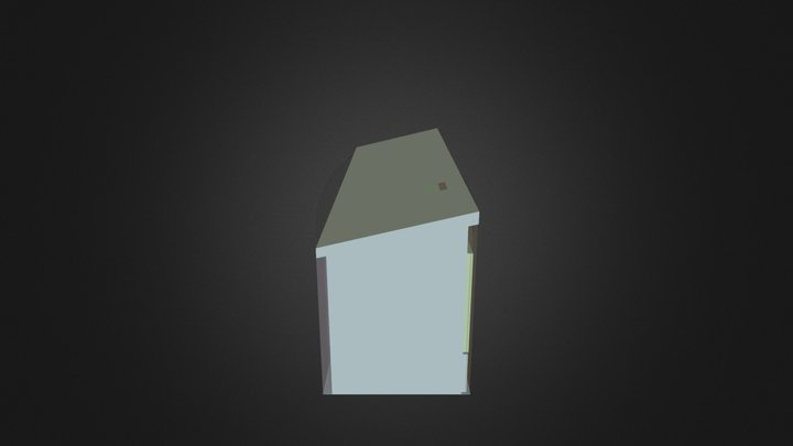 Tiny Home 3D Model