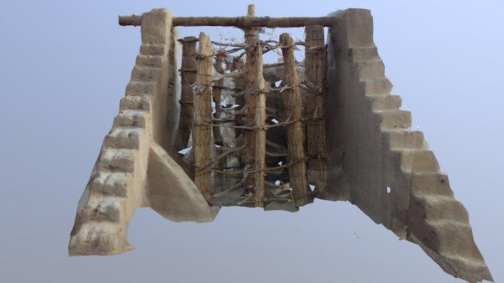 nehbandan Windmills 3D Model