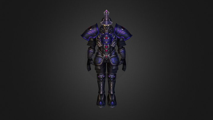 Elite Agressor 3D Model