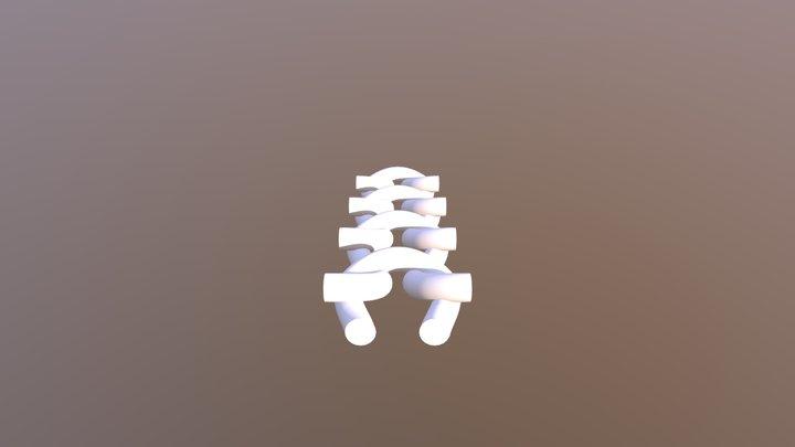 Knit Trial 3D Model