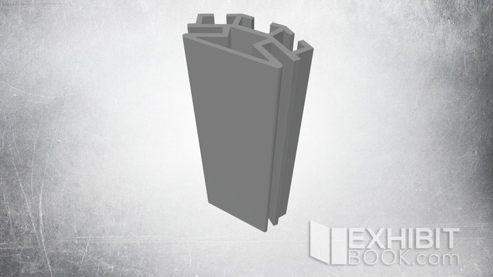 Profile Big Sky TRI Extrusion 3D Model