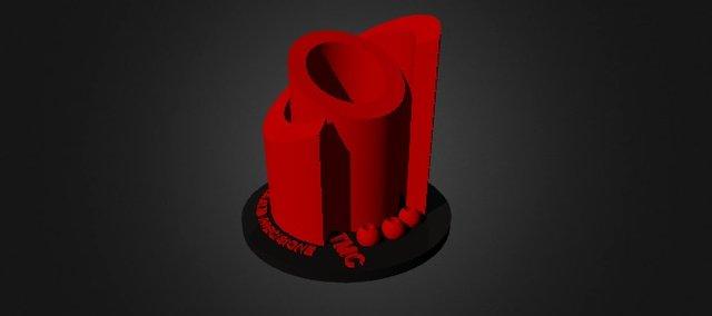 TMC red 3D Model