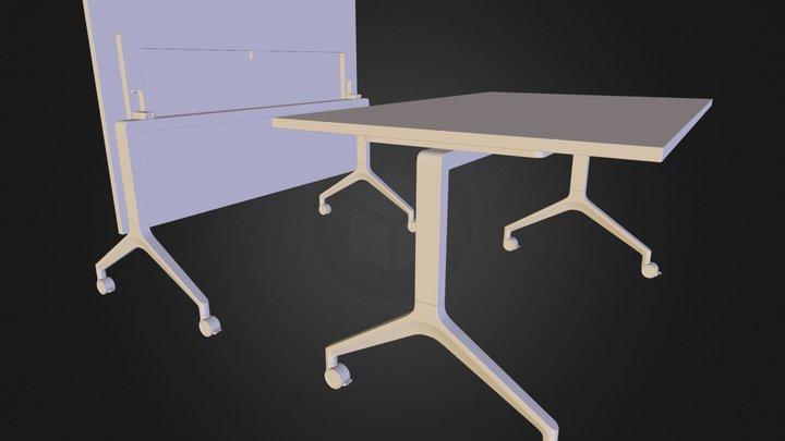 Free 3d model: Deploy Table by Boss Design 3D Model