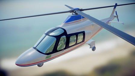 BABYLO 109 Augusta Grand 3D Model