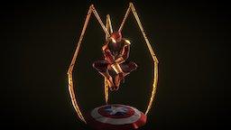 Iron Spider 3D Model