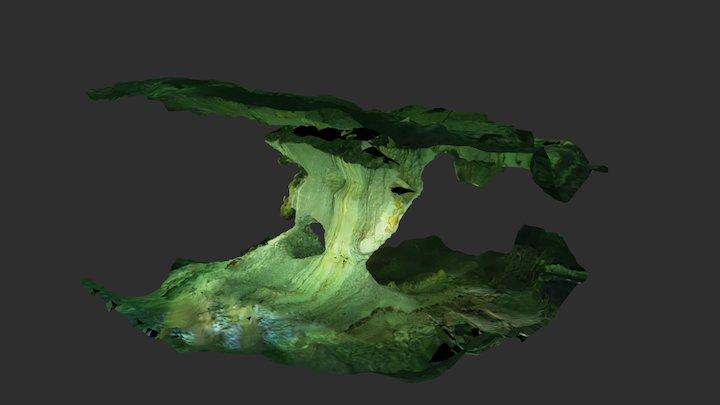 Eyes of Nomash, Nomash River, Wetdream 3D Model
