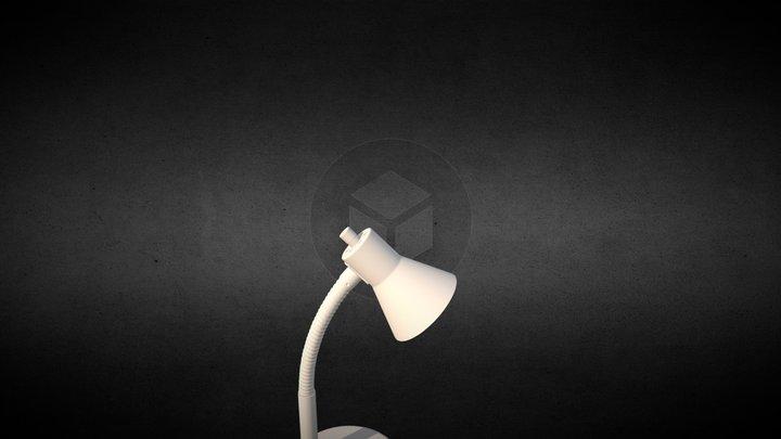 Quick Lamp Blockout (WIP) 3D Model