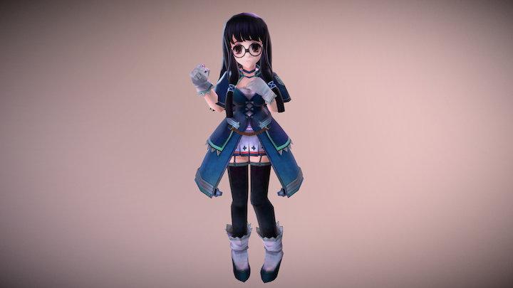 Manee [Enmorph] 3D Model