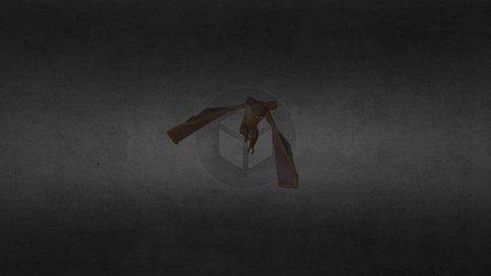 Bat Boss 3D Model