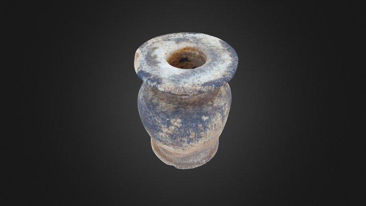 Bolton Museum Collection: Kohl Pot 3D Model