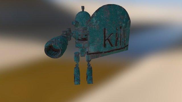 Kill-466 (mario) 3D Model