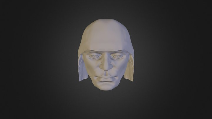 First 110215 3D Model