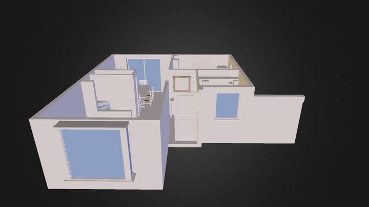 Cambridge Planta1 3D Model