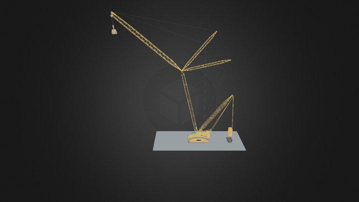 RxCrane 3D Model