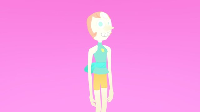 Pearl 3D Model