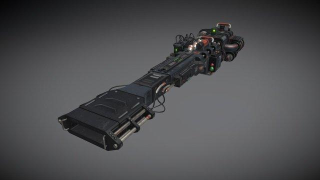Scorcher 3D Model