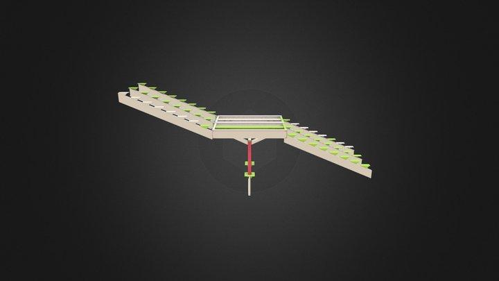 West Slope - Assembly Detail 3D Model