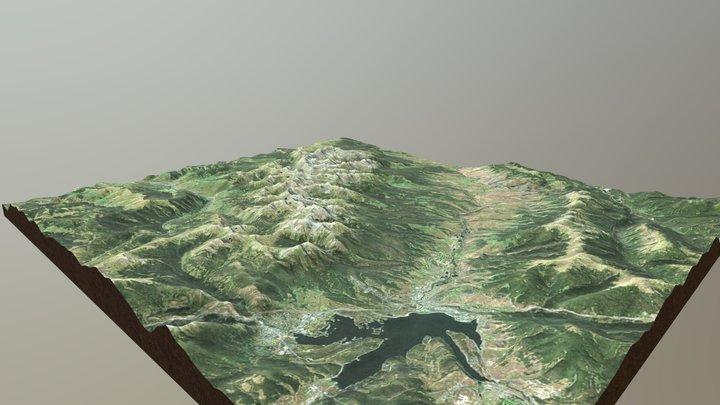 Eagle Nest at Vail, CO 3D Model