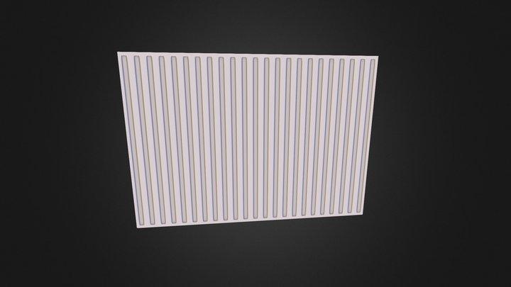 Radiator_B 3D Model