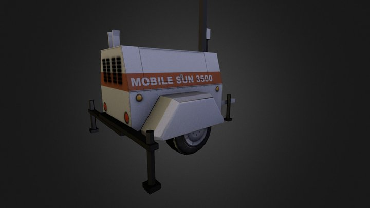 LightGenerator 3D Model