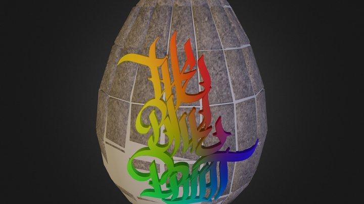 Alexis Persani - 3D Egg 3D Model