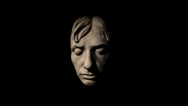 Horatio Nelson Death Mask 3D Model