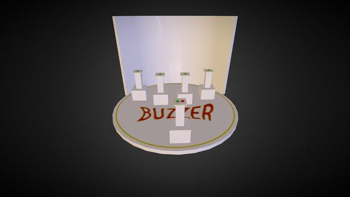 Buzzer 2 3D Model