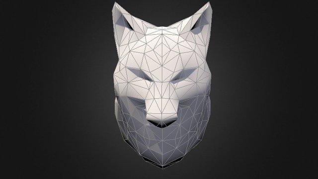 Fox Bust - Lowest 3D Model