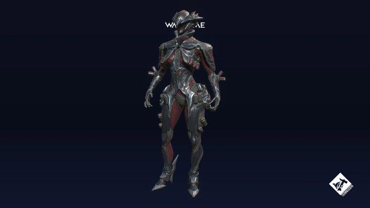 Kudegra Mesa Skin - v2 3D Model