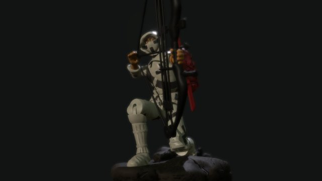 Storm Shadow 3D Model