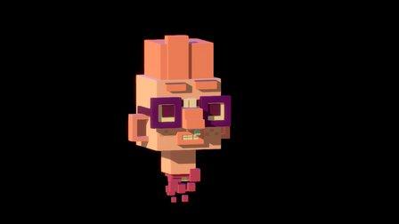 Nerd [Animation] 3D Model