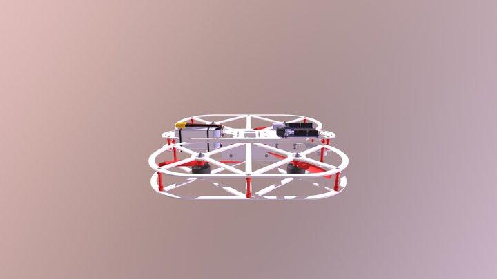 BB_DRONE 3D Model
