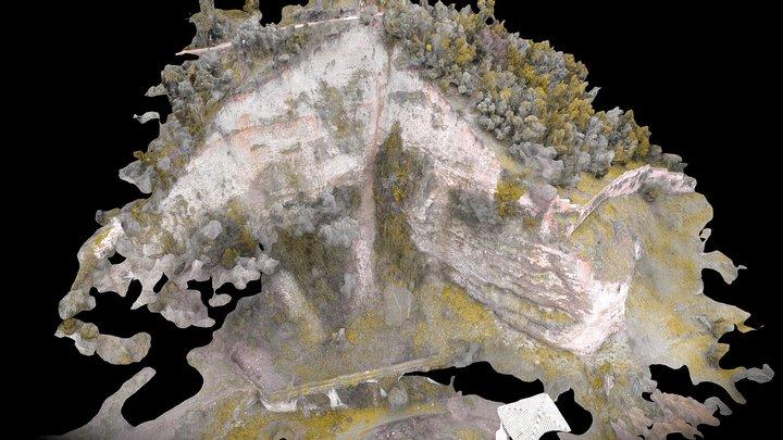 Tajo San Pedro (La Alhambra) 3D Model
