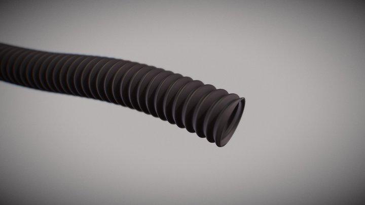 Flarelock Hose 3D Model