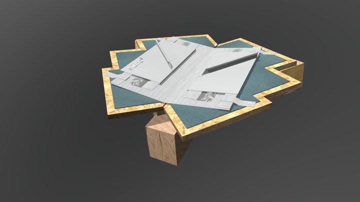 DLSS 7m 3D Model