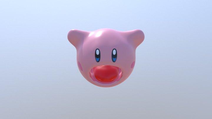 Kirby [WIP} 3D Model