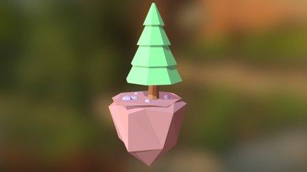floaty tree test 3D Model