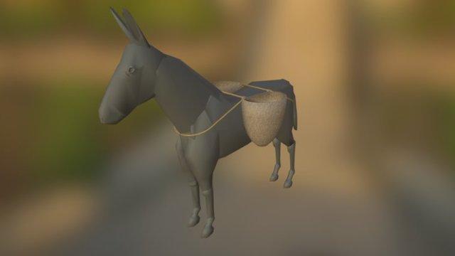Bissac 1 3D Model