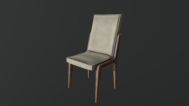 PRL Chair 3D Model