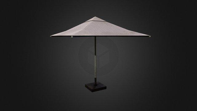 Prop_Umbrella 3D Model