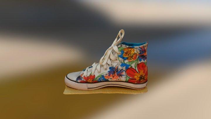 Shoes 3D mesh highres 3D Model