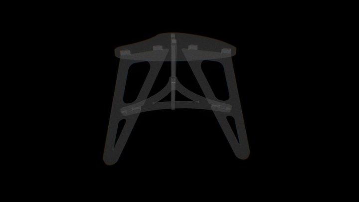 myStool 3D Model
