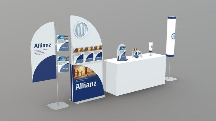 KIT POP ALLIANZ 3D Model