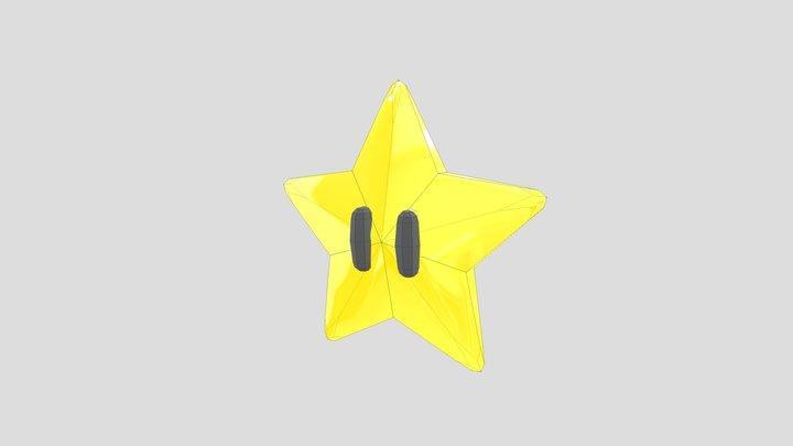 Jolly Roger Bay - Star 3D Model