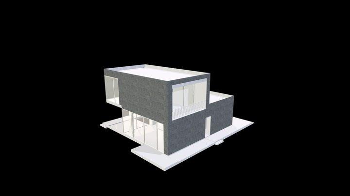 Dubino_Fiammato_30 cm a correre 3D Model