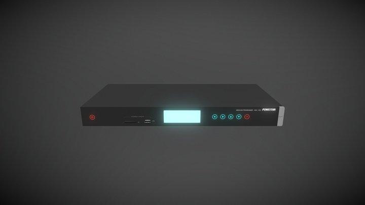 Zsm-1050 3D Model
