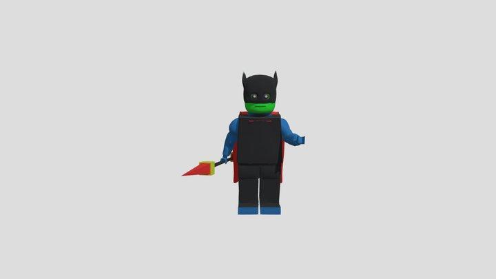 lego design 3D Model