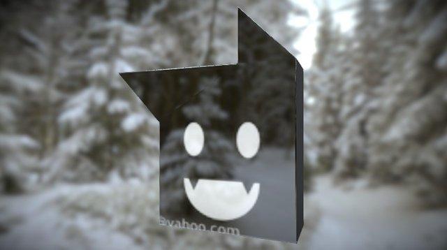 Kurocle Logo 3D Model