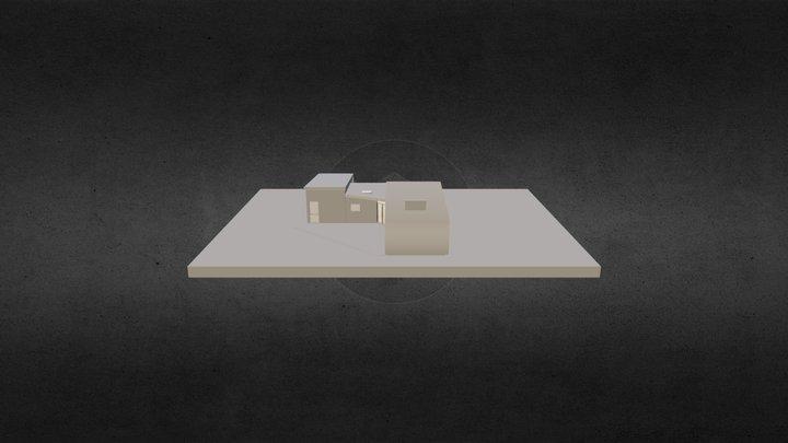 Bala Cottage P2 3D Model
